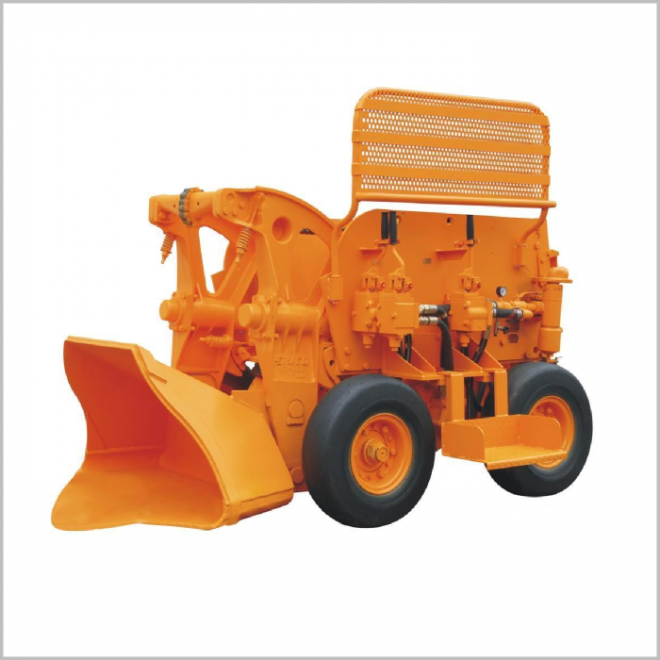 824 – Rocker Shovel Loader