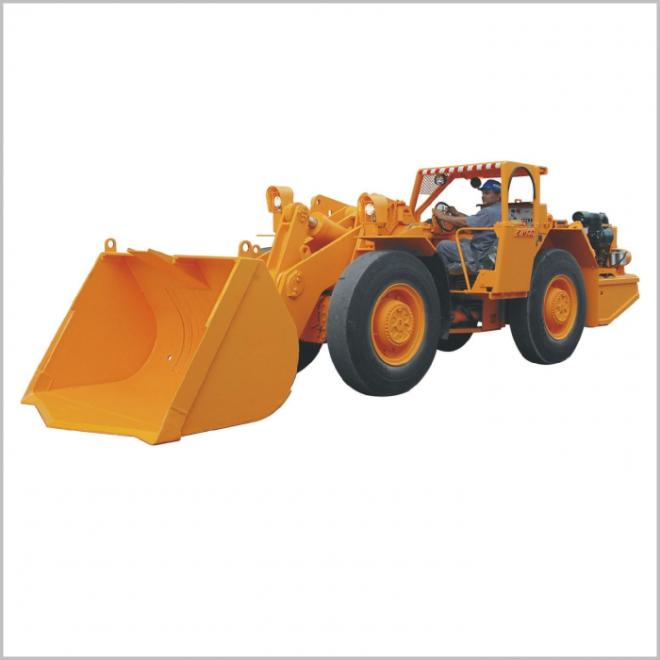 912B MK II – Load Haul Dumper
