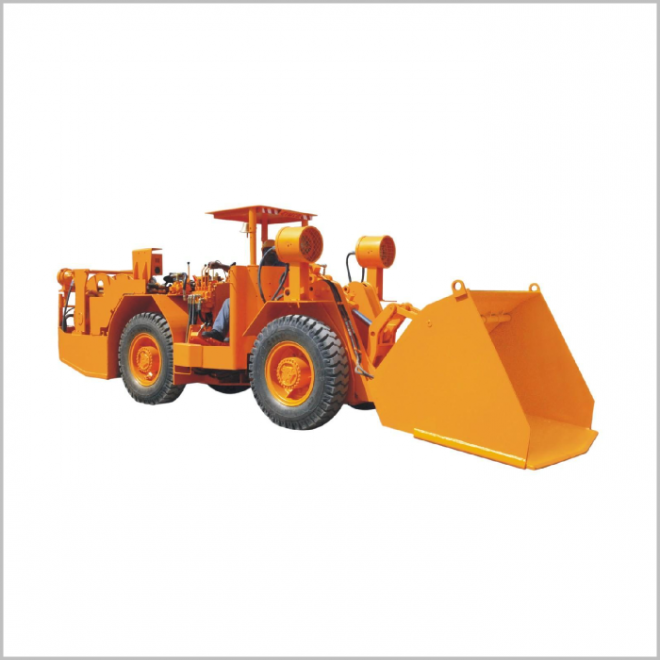 811 – Load Haul Dumper