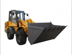 AL 120 – Articulated Wheel Loader