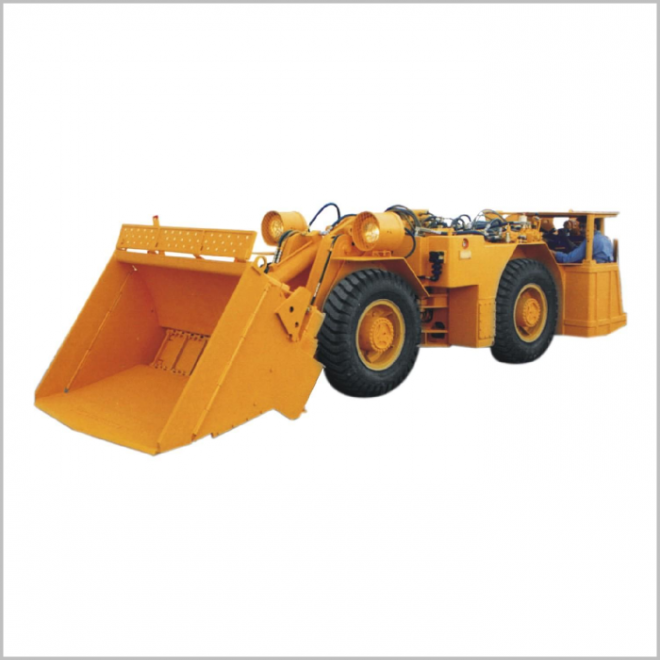 811 – Load Haul Dumper (Low Height)