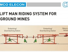 CHAIR LIFT MAN RIDING SYSTEM